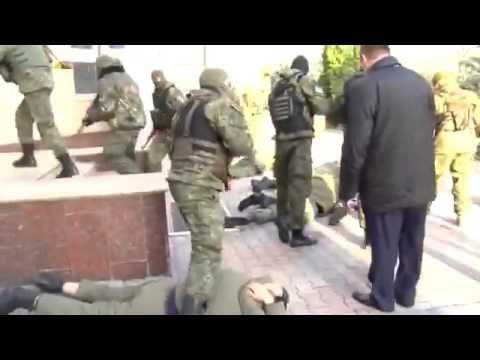Грабеж средь бела дня на Украине. Бандиты захватили завод в Одессе