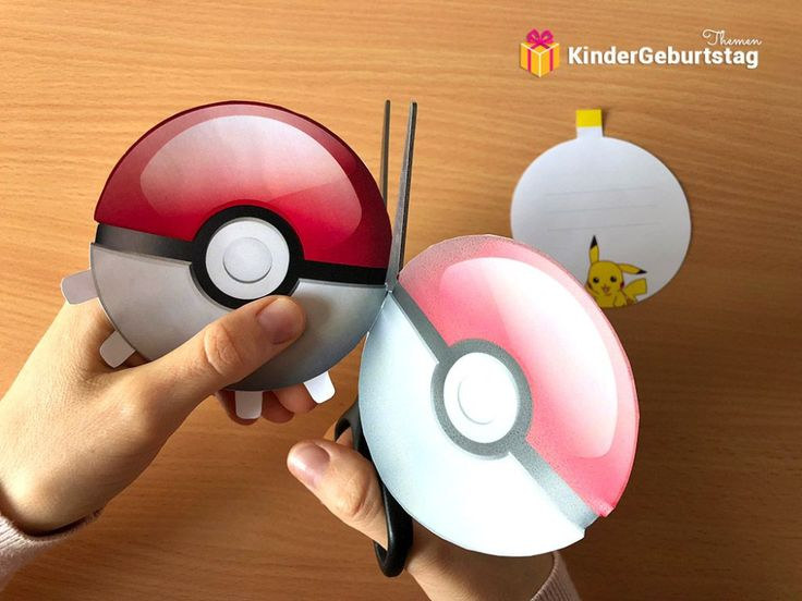 pokemonparty zum kindergeburtstag printable