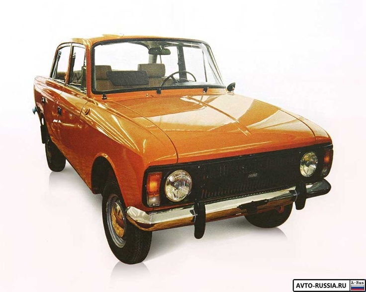 Izh Moskvitch 412