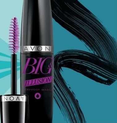 Tati ViNog: Máscara Big & Illlusion - Avon