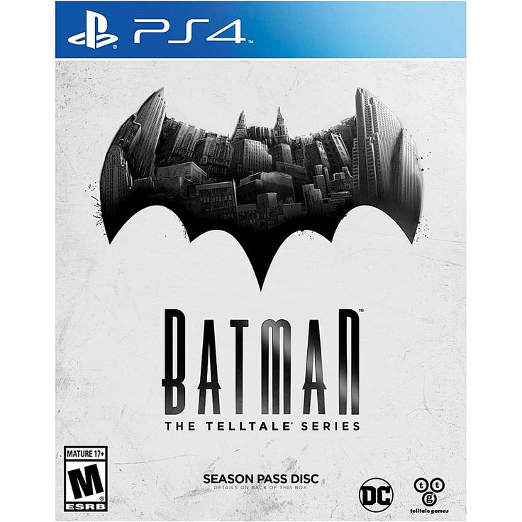 Batman Telltale Series - PlayStation 4