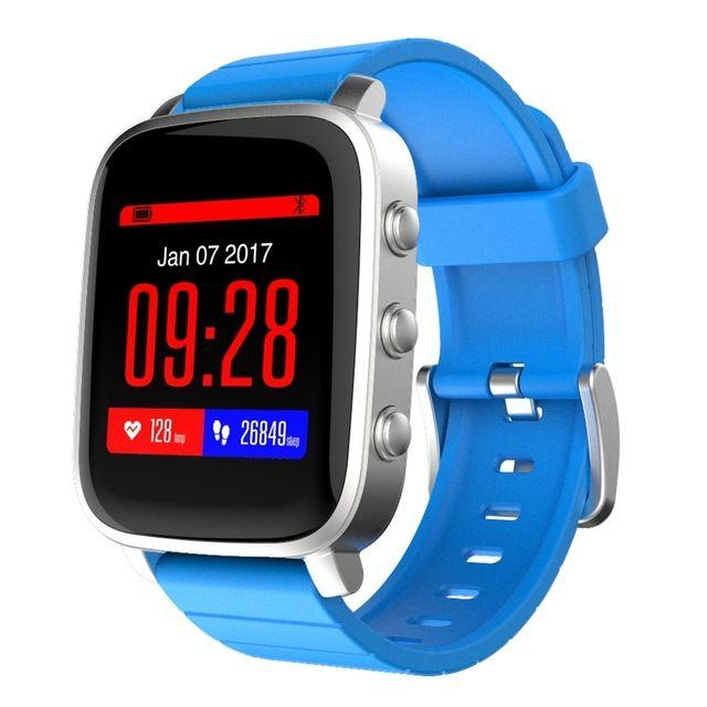 Bluetooth Heart Rate Monitor Smart Watch For iOS Andriod Xiaomi Samsung Stopwatch Clock PK DZ09 GT08 A1 Men Women Smartwatches