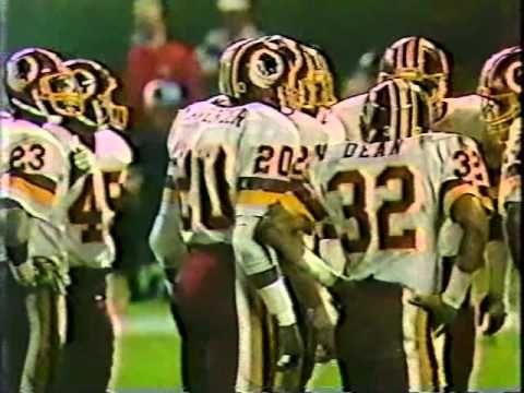 1982 Cowboys @ Redskins Part 2