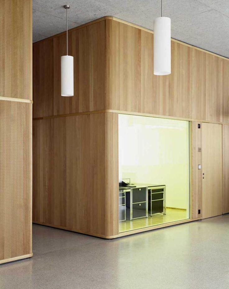 Jüngling Und Hagmann, Ralph Feiner · Ottoplatz Apartment And Office Building · Divisare