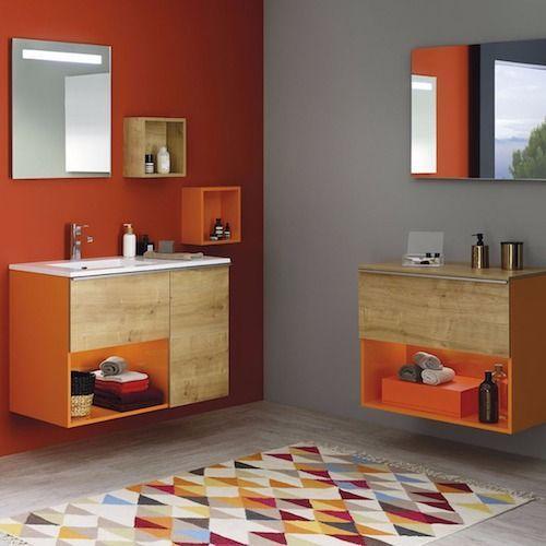 1 Votre salle de bain rétro des années 1960 | Salle de bain moderne ...