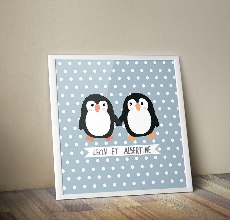 les 25 meilleures id es de la cat gorie b b s pingouins sur pinterest pingouins mignons. Black Bedroom Furniture Sets. Home Design Ideas