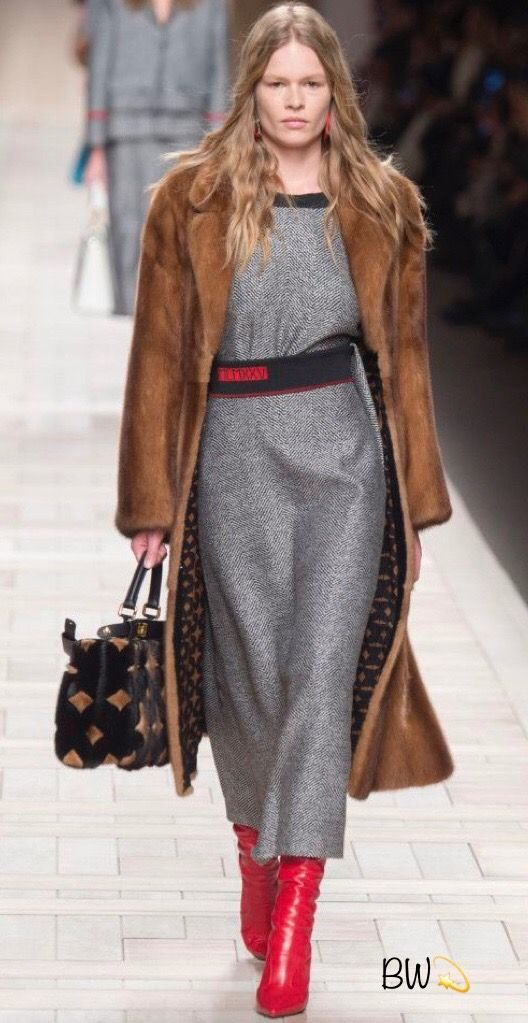Fendi FW 2018 2019 ready to wear   Details   Fendi, Ready to wear ... 86e8809c27e