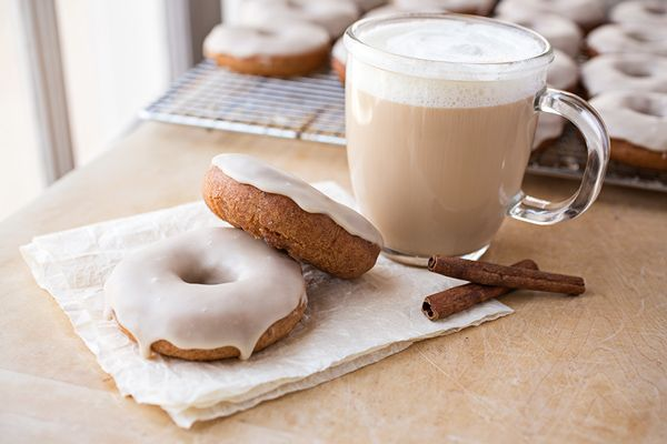 Vanilla Chai Tea Latte Doughnuts, And If At First You Don't Succeed, Try Again, And Again… post image