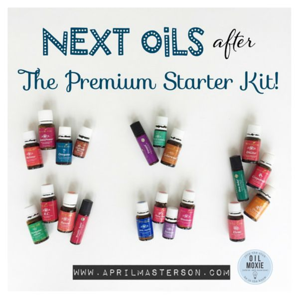 Next Oils! Do you love all your oils in the Premium Starter Kit but want some ideas of other great oils to try? This post is for you!! For more information, come visit: www.TheSavvyOiler.com