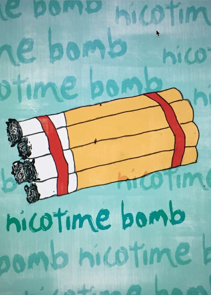Rhetorical Figures // Nicotime Bomb