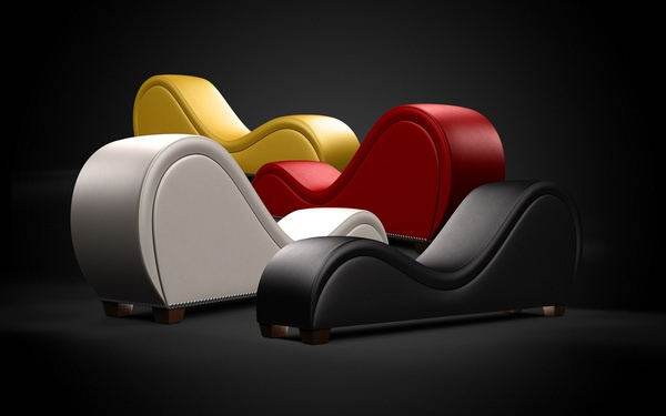 The Tantra Chair AJ Vitaro by Miro Koljanin, via Behance - chaiselongue design moon lina moebel