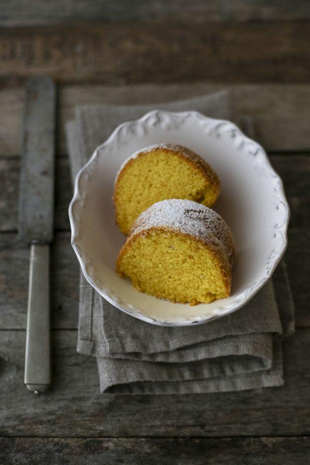 - VANIGLIA - storie di cucina: Torta soffice CON curcuma e zenzero e SENZA glutine e latticini :)