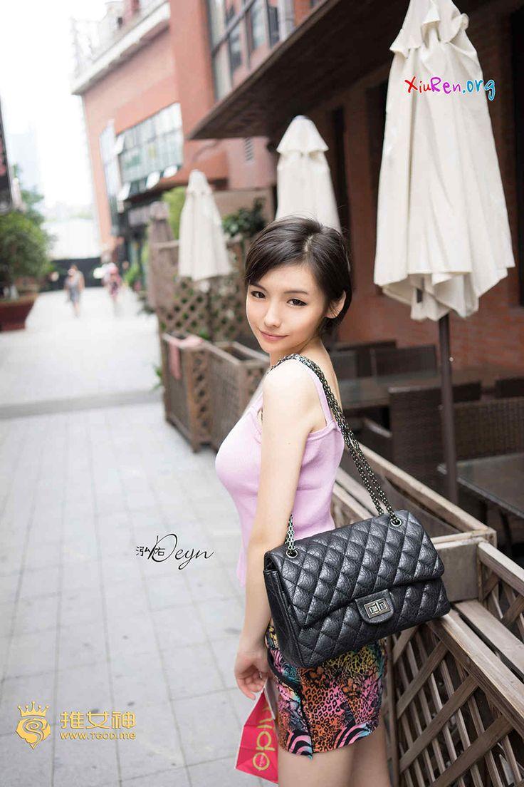 Rosa Xiao Maomi ผมสั้นดีตรงไหนต้องลอง [57P]