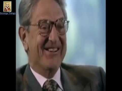 Strange Things: George Soros Interview: I am a Player!