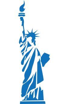La Statue de la Liberté (exercice les prépositions)