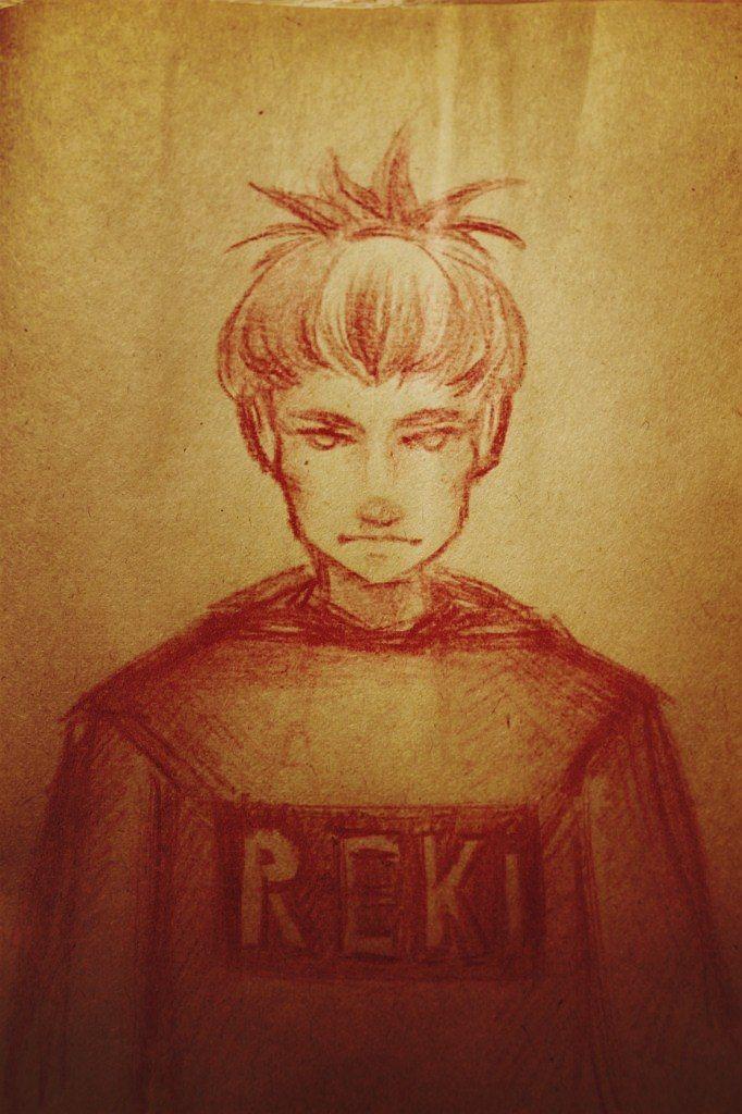 Anime boy. Author: Oreki Rea