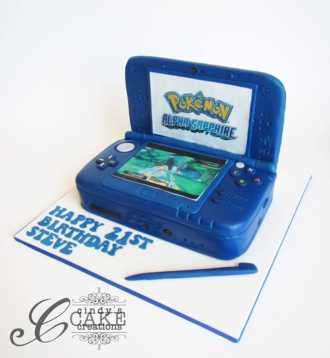 107 best Gaming and Character Cakes and Treats images on Pinterest