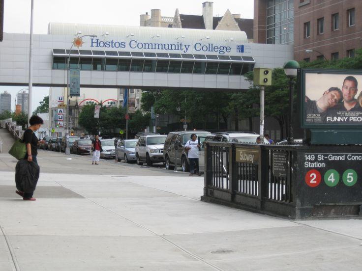 Eugenio María de Hostos Community College, CUNY in Bronx, NY Certificate in Practical Nursing http://www.nurse2nursedaily.com/schools/new-york/bronx/practical-nurse/practical-nursing-program-hostos-community-college.html