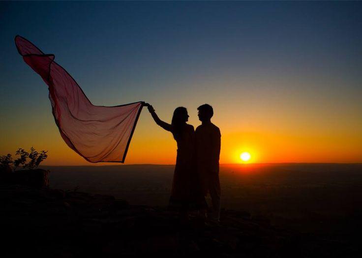 Love in my arms, and the sun in my eyes! Photo by Vivek Samaiya's Photography, Indore #weddingnet #wedding #india #indian #indianwedding #weddingdresses #prewedding #location #photoshoot #photoset #hindu #groom #photographer #photography #colour #happylife #couple #lovestories #hair #sweety #yellow #sunny #shine #sunset