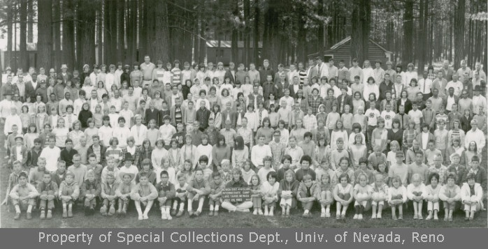 Did you participate in the Nevada District 4-H Club in the 60s? Find yourself and let us know!