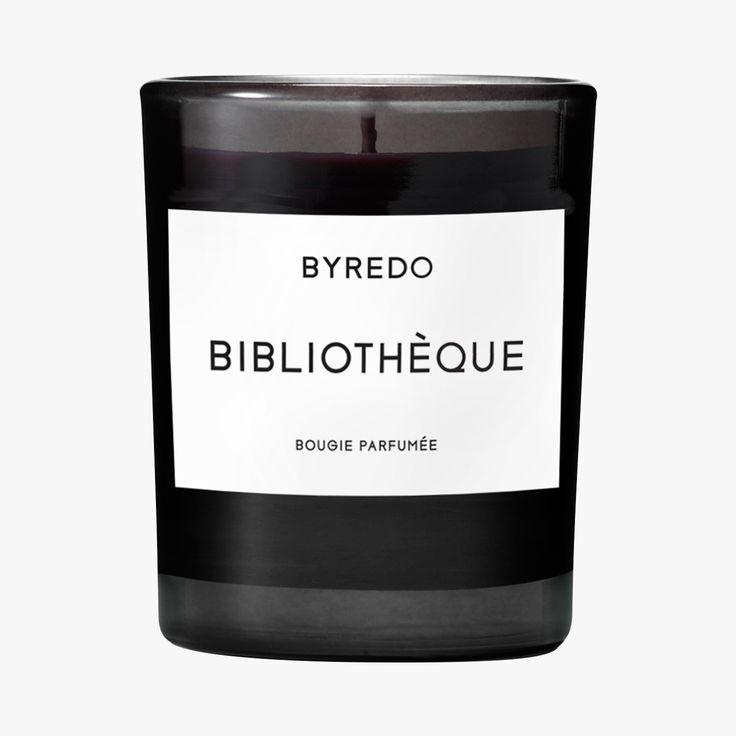 Bibliotheque, mini bougie - Byredo - Find this product on Bon Marché website - Le Bon Marché Rive Gauche