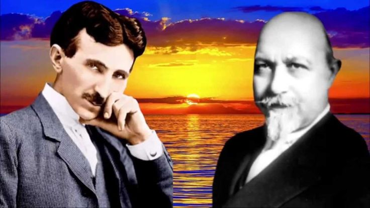 Nikola Tesla TOLD Walter Russell To HIDE His COSMOGONY From The World For 1,000 YEARS!