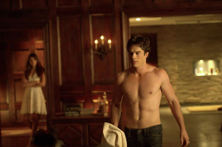 Mega Buzz: Will Damon Get Some Lovin' on The Vampire Diaries?