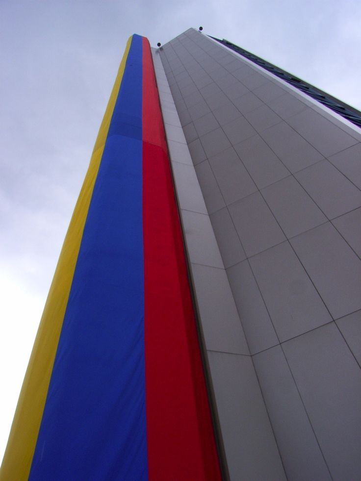 Colombia, town of Armenia - Government building