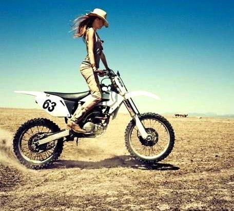 motocross w che?mnie