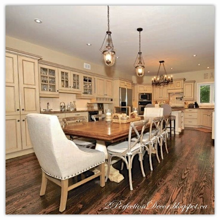 Our house 2 final reveal home tour french country for French country kitchen chandelier