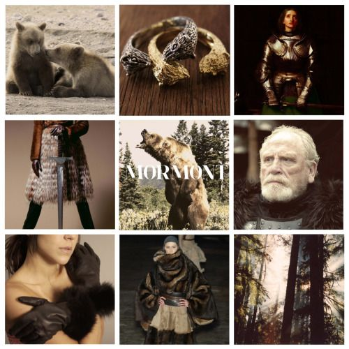 House Mormont, the North