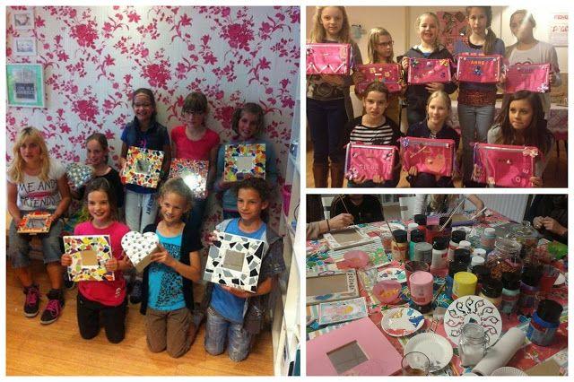 Kinderfeestjes in Noord-Brabant: FEMZ voor de leukste Kinderfeestjes in Tilburg!