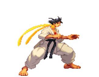 Makoto - Super Art - Street Fighter III