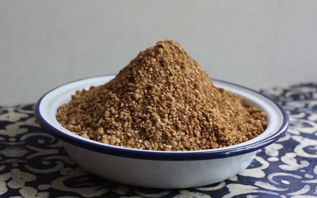 Every week, Rachel Smith introduces a little-known culinary star. This   week: D is for dukkah, an Egyptian seed, nut and spice dip.