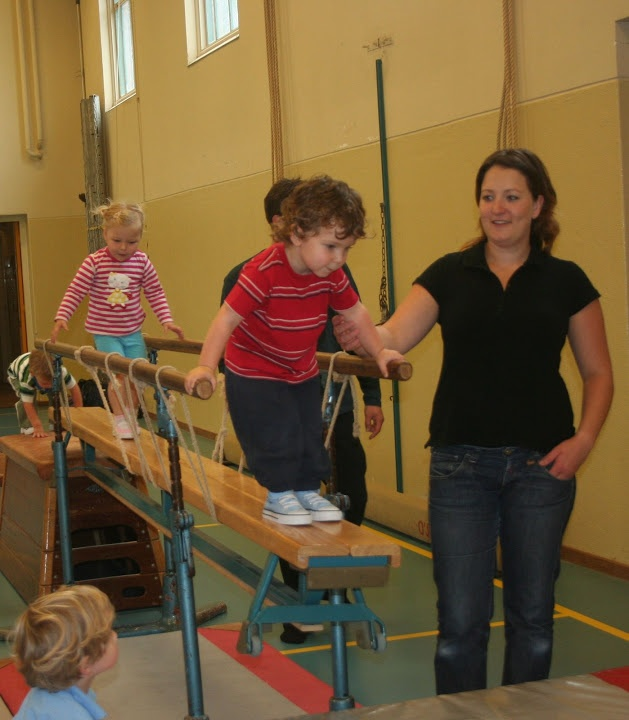 Ouder en kind gym - Sparta Wilhelmina - Picasa Webalbums