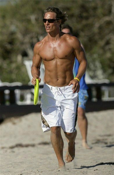 By Johnny Andow Matthew McConaughey has never been afraid to proudly flaunt his toned physique, whether it is on the beach, during a run or on the set of a movie. While most actors get in shape for a...
