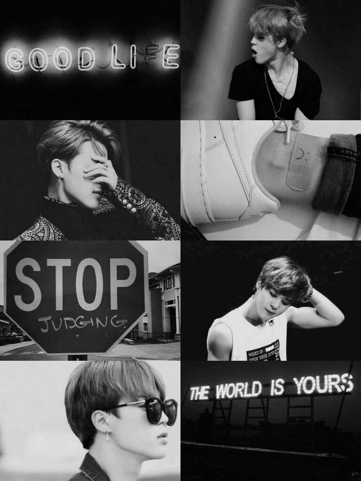 Park Jimin from BTS #aesthetic #handsome