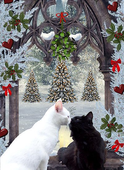 """""""Mistletoe Magic"""" by Stephanie Reynolds"""