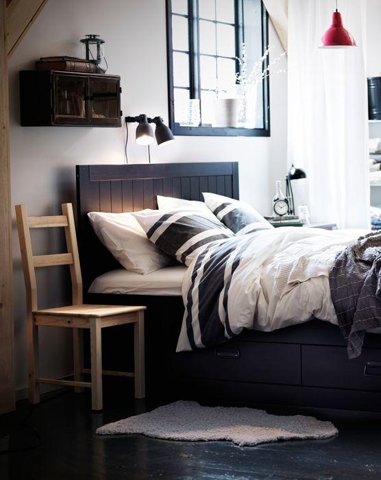 Masculine Bedroom Stuff