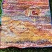 MONTANA LEGACY Original Art Quilt in Gold Rust Blue Green Multi. $1,250.00, via Etsy.
