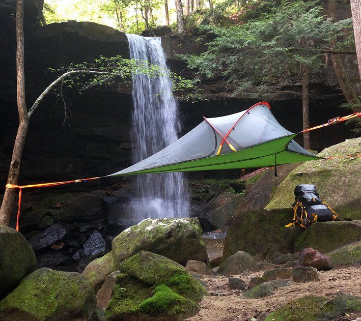 Connect tree tent & Best 25+ Tree tent ideas on Pinterest | Suspended tent House like ...