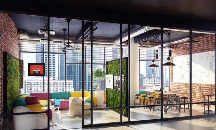 Jak zaaranżować biuro, gdy ma się w pracy elastyczność pracy? :)