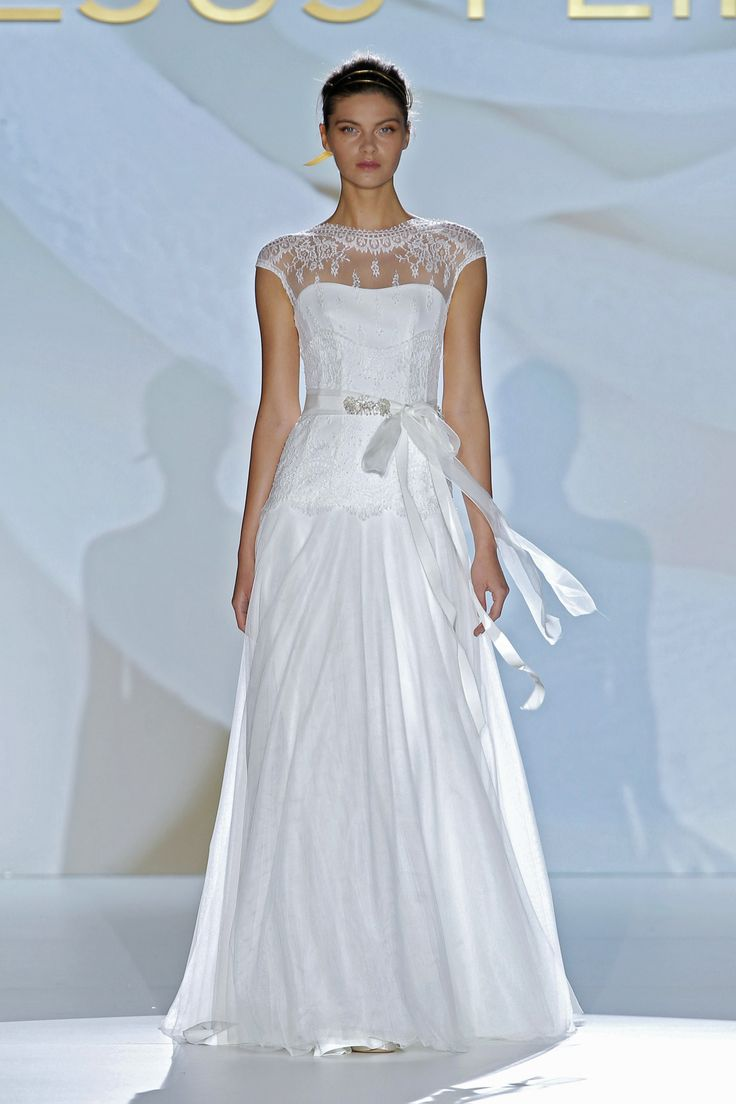 31 best Barcelona Bridal Week 2014 images on Pinterest | Barcelona ...