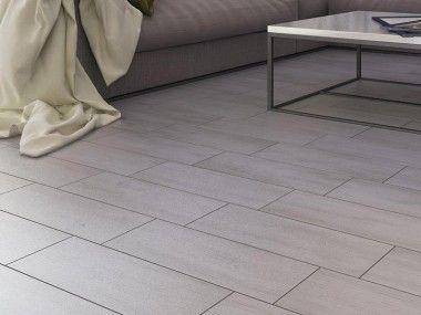 Grey Wash Wood Floor Tile