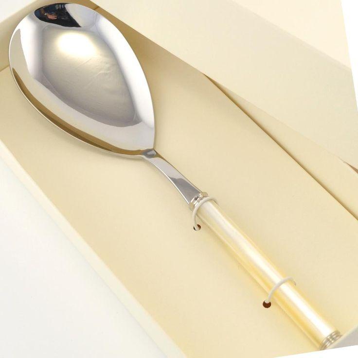 Confezione Pala Riso PERLATO composizione scatolata | EME | Stilcasa.Net: cucchiai per salsa