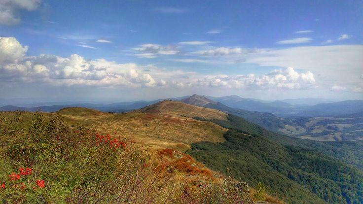 Fotograficznie i subiektywnie: on the trail, alone