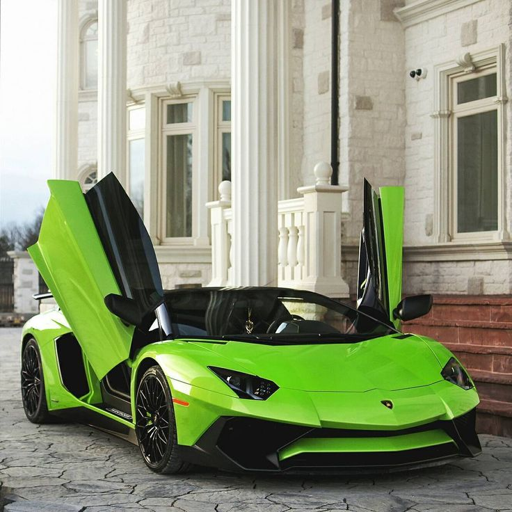 Great Lamborghini Aventador