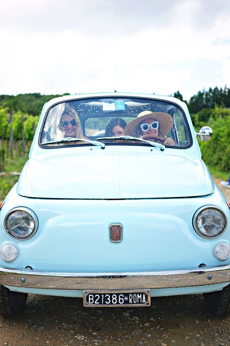 Fiat Fever - History In High Heels