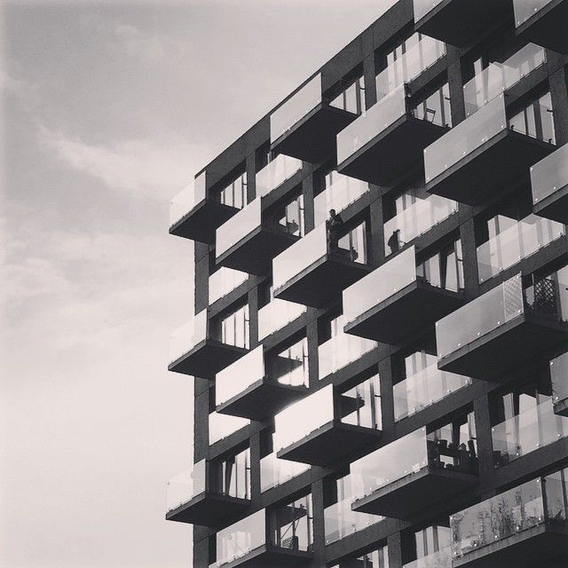Balcony texture.  #amsterdam #tbs #mvrdv #architecture