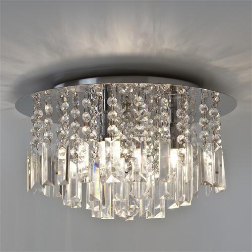Evros Bathroom Ceiling Light 7190
